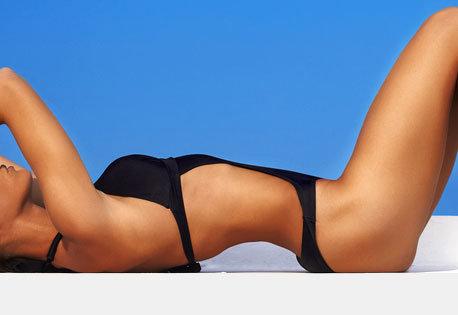 Fett absaugen lassen straffer Bauch