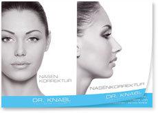 Nasenkorrektur Info Folder Download